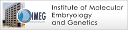 Institute of Molecular<br> Embryology and Genetics
