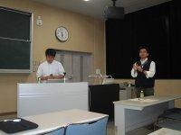 生化特論 青木 淳賢先生 リゾリン脂質を説く