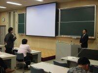 「エコファーマ」プログラム 特別講演会 北澤 彰浩先生