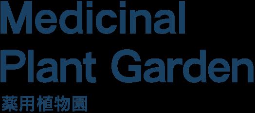 Medicinal Plant Garden 薬用植物園