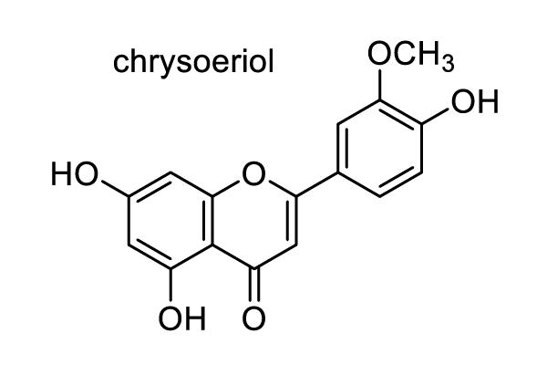 イグサ 化学構造式1