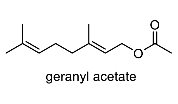 イヌザンショウ 化学構造式1