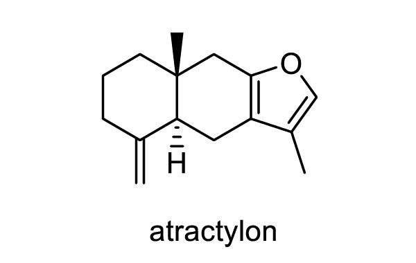 オケラ 化学構造式1