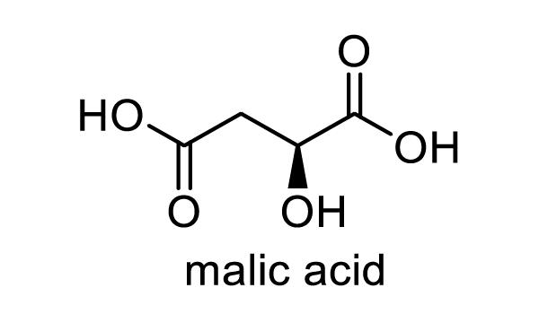 カリン 化学構造式1