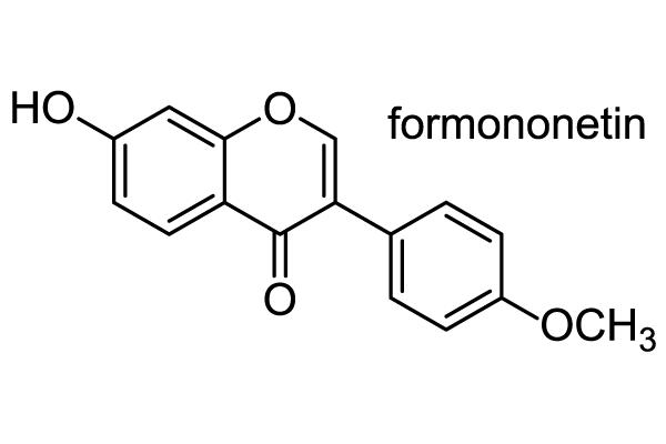 キバナオウギ 化学構造式1