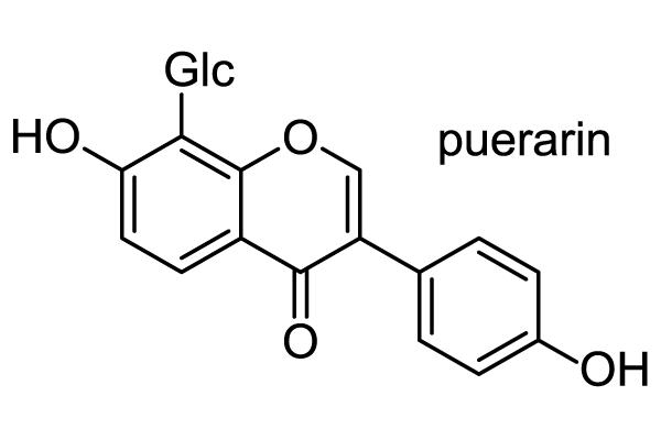 クズ 化学構造式1