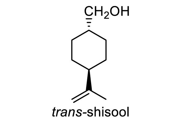シソ 化学構造式1