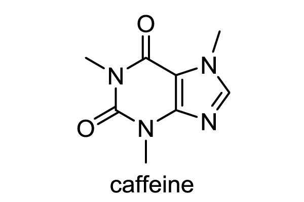 チャノキ 化学構造式1