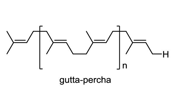 トチュウ 化学構造式1