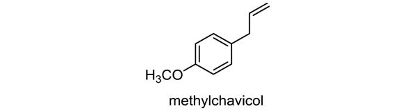 ハクモクレン 化学構造式1