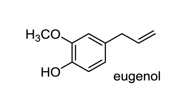 パチョリ 化学構造式1