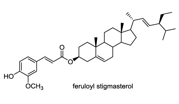 ハトムギ 化学構造式1