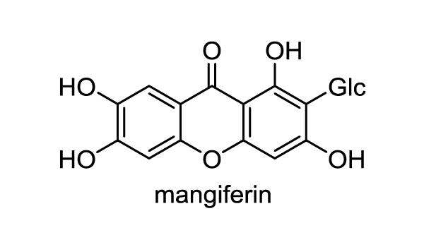 ハナスゲ 化学構造式1