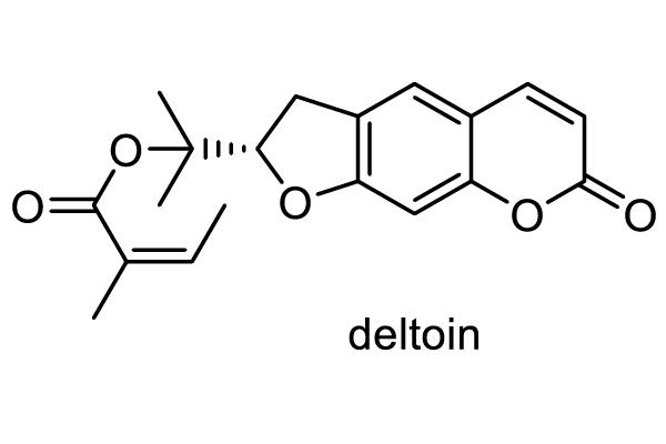 ボウフウ 化学構造式1