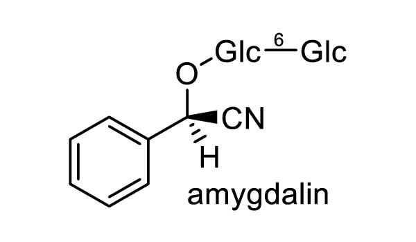 モモ 化学構造式1