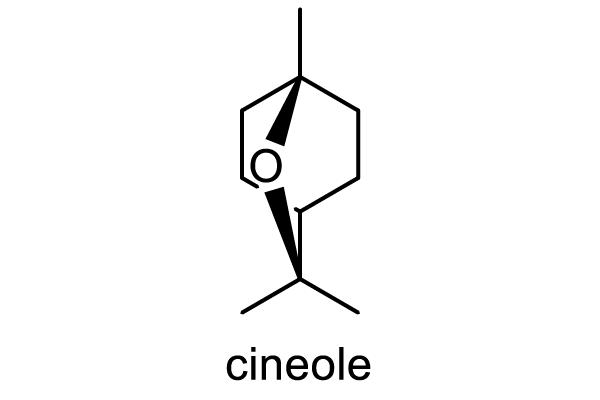 ヨモギ 化学構造式1