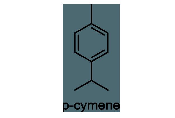 イブキジャコウソウ 化学構造式1