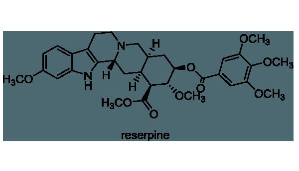 インドジャボク 化学構造式1