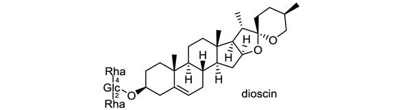 オニドコロ 化学構造式1