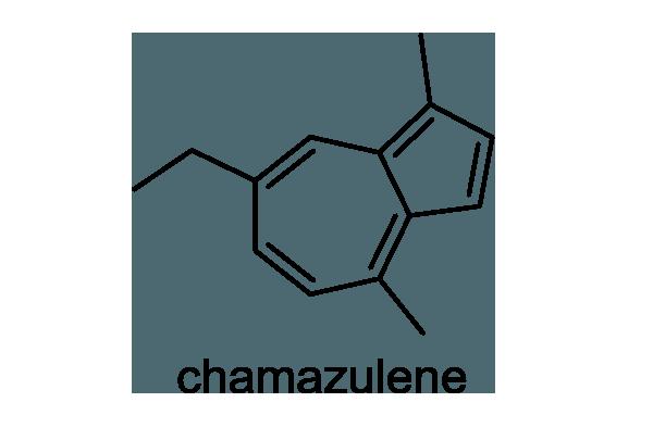 カミツレ 化学構造式1