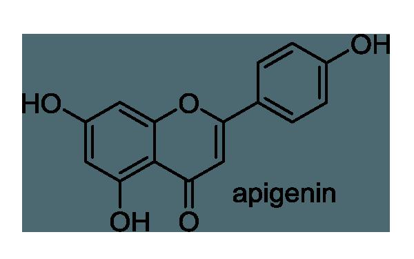 カワラサイコ 化学構造式1