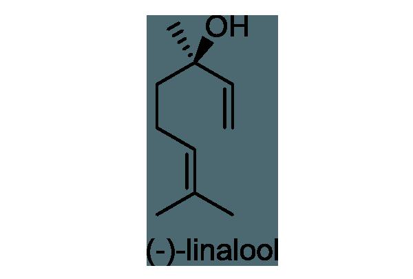 ゲッケイジュ 化学構造式1
