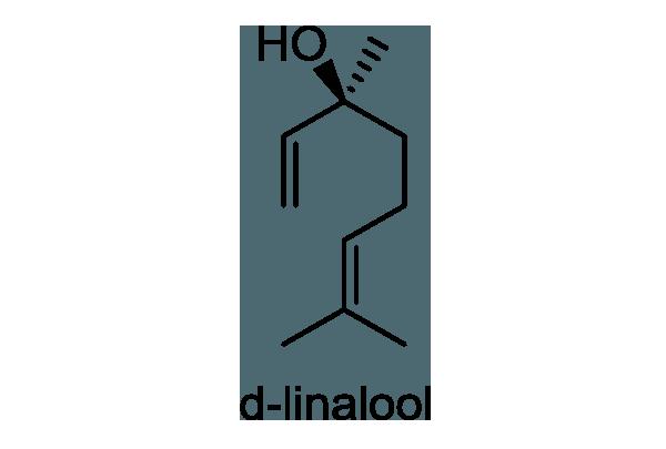 コエンドロ 化学構造式1