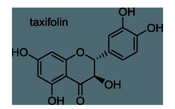 サルトリイバラ 化学構造式1