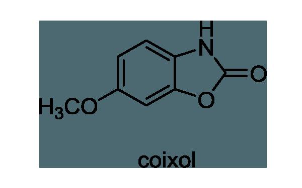 ジュズダマ 化学構造式1