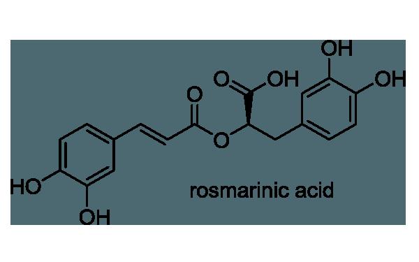 シロネ 化学構造式1