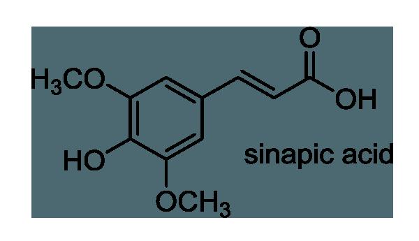 ダイコン 化学構造式1