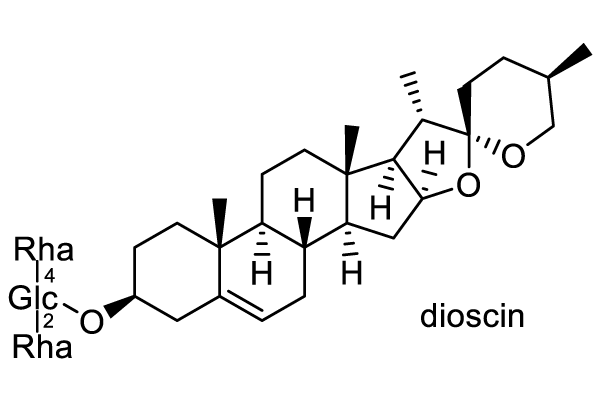 タチドコロ 化学構造式1