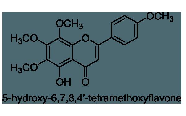 タラヨウ 化学構造式1