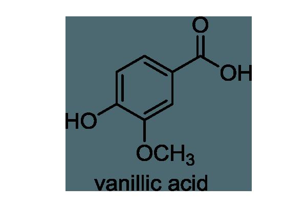 ニワトコ 化学構造式1