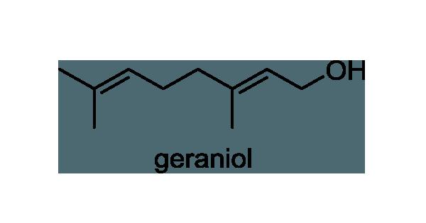 ハマナス 化学構造式1