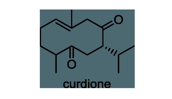 ハルウコン 化学構造式1