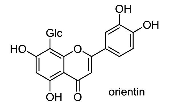 ウキクサ 化学構造式1