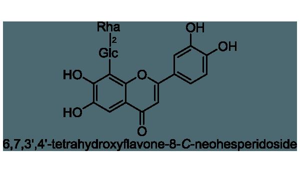 オジギソウ 化学構造式1