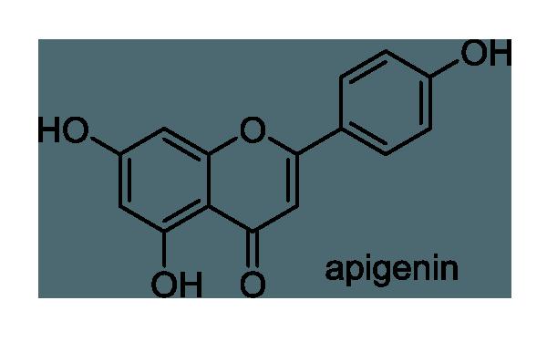 キショウブ 化学構造式1