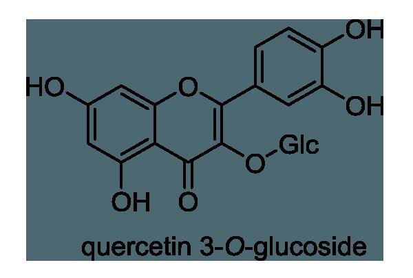 コウシンバラ 化学構造式1