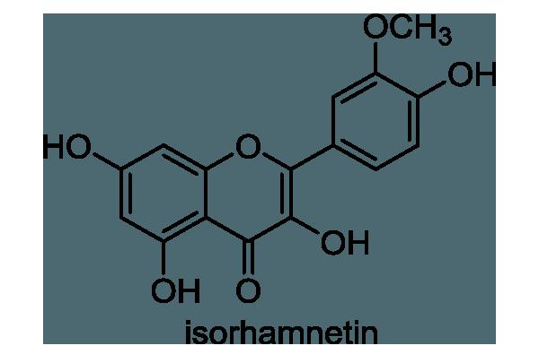 コガマ 化学構造式1