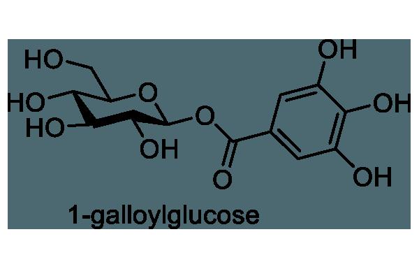 チャンチンモドキ 化学構造式1