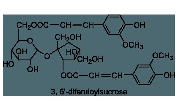 テッポウユリ 化学構造式1