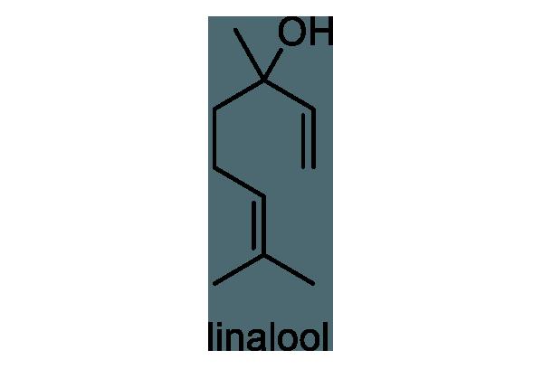 バジル 化学構造式1
