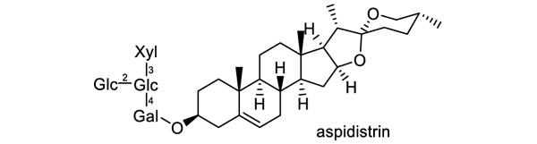 ハラン 化学構造式1