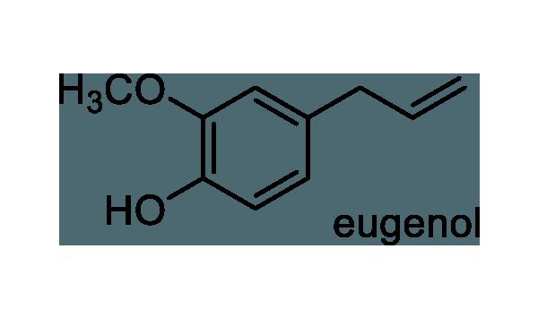 ホーリーバジル 化学構造式1