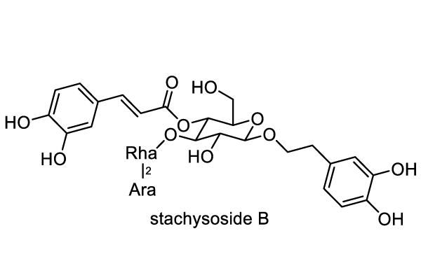 チョロギ 化学構造式1