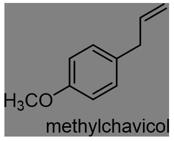 ウイキョウ 化学構造式3