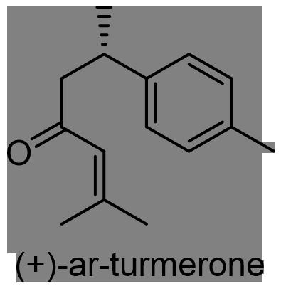 ウコン 化学構造式3