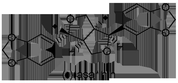 ウスバサイシン 化学構造式3